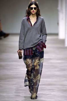 Spring 2013 Ready-to-Wear  Dries Van Noten  Kel Markey  (WOMEN)