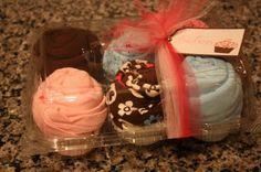 Onsies Cupcakes