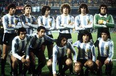 ARGENTINA 1978 WORLD CHAMPION, Kempes, Passarella, Bertoni, Ardiles, Luqué..