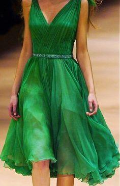 Quisiera un vestido así.