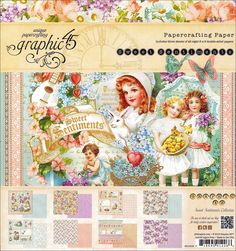 Cardstock 122662: Graphic 45 Sweet Sentiments 8 X 8 Paper Pad -> BUY IT NOW ONLY: $34.99 on eBay!