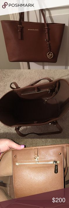 Michael Kors Handbag New brown Handbag! Michael Kors Bags Satchels