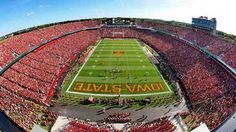 2016 Iowa State Cyclones Football Schedule