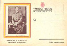 Salutació de Franco #CRAIBibrepublica #CRAIUB #postalsfranquisme 1975, Cover, Books, Period, Libros, Book, Book Illustrations, Libri