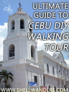 Visit these HISTORICAL PLACES Cebu has Offered! Travel Deals, Travel Guides, Travel Tips, Fort Santiago, Places To Travel, Travel Destinations, Cebu City, Philippines Travel, Free Things To Do