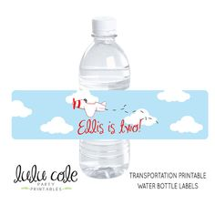 This is an INSTANT DOWNLOAD item. It will be available on immediately upon receipt of your payment by viewing your receipt. NEW Transportation Birthday print-your-own party water labels! Planes, trains & automobiles announce your little ones special day! This listing is for one set of