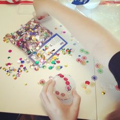 Cheap and easy crafting to do with the kids over the holidays :-)