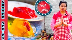 Mixed Fruit Jelly - in Tamil - Quick Delicious Desserts, Dessert Recipes, Mixed Fruit, Jelly, Watermelon, English Channel, Tasty, Food, Marmalade
