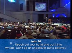 Aug 31, 2014 The Nail Scarred Hand by: Bruce Chesser| Series: John| Scripture: John 20:24–20:31