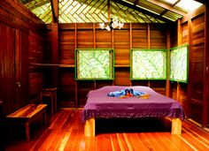 Congo Bongo - Long Dream House Sleeping Room 1