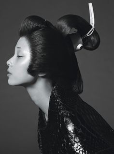 East of Eden - Photographed by Mert Alas & Marcus Piggott, styled by Edward Enninful; W Magazine March 2013