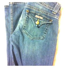 """Hudson Jeans - Size 27 AUTHENTIC Hudson Jeans - Bootcut - 33"""" Inseam. NO TRADES PLEASEIf you would like to negotiate, please initiate by making an offer. I will not respond to pricing questions in comments. Thank you and happy shopping! Hudson Jeans Jeans Boot Cut"""