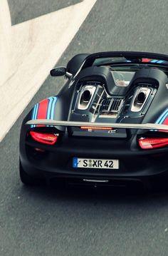 Porsche 918 Spyder in Monaco | repinned by www.BlickeDeeler.de