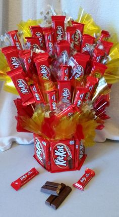 KitKat Kraziness!!    B&B Baskets & Bouquets