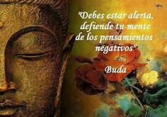 Esos pensamiento negativos Son los peores enemigos Peace Quotes, Wise Quotes, Inspirational Quotes, Spiritual Messages, Spiritual Life, Positive Mind, Osho, Inner Peace, Buddhism