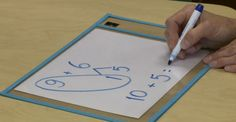 Common Core Math Homework: 56 Seconds to Solve 9+6
