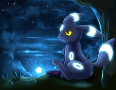 Night Fall Umbreon by Deruuyo on DeviantArt