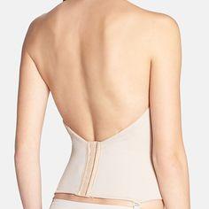 8a9afd10f0 Va Bien Ultra Lift Low Back Bustier - BestProducts.com. Va Bien Ultra Lift Low  Back Bustier Wedding Dress Undergarments