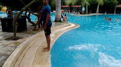Slow Motion Pool Jump | Hyderabad @ leonia resorts.