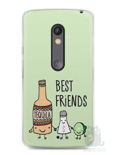 Capa Capinha Moto X Play Tequila, Sal e Limão - SmartCases - Acessórios para celulares e tablets :)