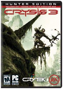 Crysis 3 Hunter Edition PC Game