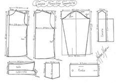 Love Sewing, Blazer, Fashion Sewing, Summer Shirts, Sewing Projects, Sewing Patterns, T Shirt, Moda Polo, 36