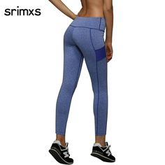 d6ed1329b2 Cheap pants, Buy Quality trouser length directly from China trousers sport  Suppliers: Hot! fitness women running tights sports push-up elastic sport  pants ...