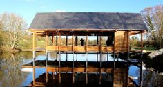 Fishing Hut - Hampshire - Niall McLaughlin Architects