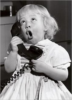 Next time a telemarketer calls, hand the phone to your 3 year old and tell her it's Santa.