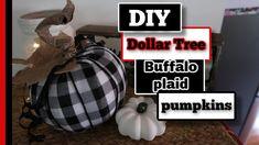 DIY Buffalo check pumpkin | Dollar Tree pumpkin | Dollar Tree Fall Decor Dollar Tree Pumpkins, Dollar Tree Fall, Best Money Saving Tips, Saving Money, Buffalo Check, Invite Your Friends, Autumn Trees, Frugal Living, Fall Decor