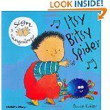 Itsy Bitsy Spider by Annie Kubler