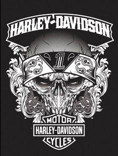 .:☆:.Harley-Davidson Cycles.:☆:......vvv.....