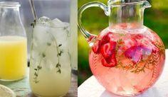 Osviežte sa domácimi drinkami: 3 jednoduché limonády, ktoré vám spríjemnia horúce leto!