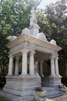 Confederate Soldier Memorial ~ Laurel, MS