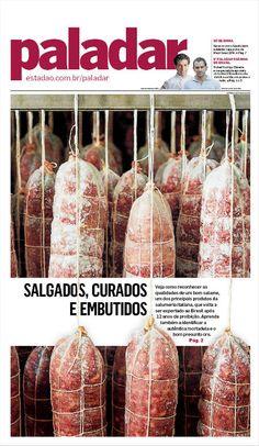 Salgados, curados e embutidos (edição de 27/8/15) | Paladar