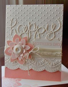 Laura's Works of Heart: CRAZY ABOUT YOU CARD #3:
