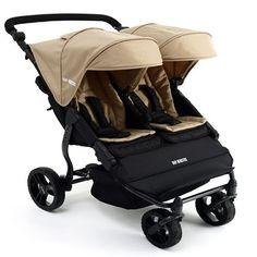 Silla gemelar EASY TWIN Baby Monsters  #cochecitosbebe