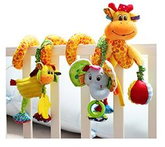 Baby Car Seat    BabyPrice Infant Baby Baby Wrap Around Crib Rail or Stroller Toy Stroller Toy Bed Hanging Toys Car Seat Toy -- Check this awesome product by going to the link at the image.-It is an affiliate link to Amazon.