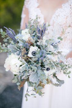 22 Classic Blue Wedding Flowers At Your Wedding Purple Wedding Flowers, Bridal Flowers, Flower Bouquet Wedding, Floral Wedding, Blue Wedding Bouquets, Bridal Bouquet Blue, Purple Wedding Bouquets, Blue Spring Flowers, Wildflowers Wedding