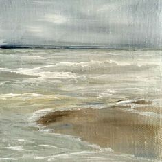 Zenscape oil painting by Judy Jacobs