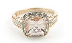 This engagement ring is beautiful!