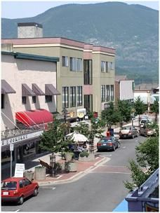 Downtown Salmon Arm