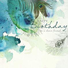 Nicola Evans - New Peacock Design Happy Birthday Wishes Cards, Birthday Blessings, Happy Birthday Quotes, Happy Birthday Images, Birthday Love, Birthday Messages, Birthday Pictures, Birthday Bash, Happy B Day