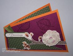 Always Stampin': Twisted Greeting Card Video Tutorial