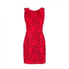 Púzdrové krajkové šaty by Dyona - SAShE.sk - Handmade Šaty