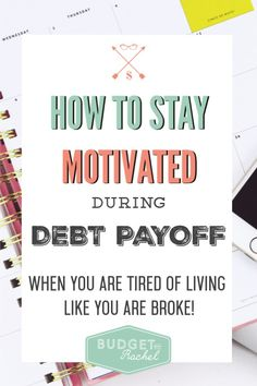 Payoff Debt - Pay off credit card - How long to Pay off credit card? - How to stay motivated during debt payoff Paying Off Mortgage Faster, Pay Off Mortgage Early, Pay Off Debt, Financial Peace, Financial Tips, Financial Planning, Tony Robbins, Faire Son Budget, Debt Free Living