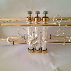 Mandala trumpets, Chile. Yamaha Trumpet, Brass Musical Instruments, Play Trumpet, Freddie Hubbard, Band Band, Types Of Music, Instrumental, Music Artists, Horns