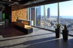 Autodesk office by Setter Architects, Tel Aviv   Israel office