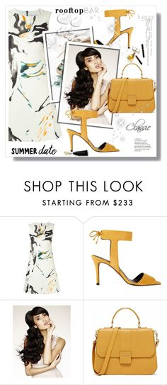 """""""SD"""" by stranjakivana ❤ liked on Polyvore featuring Eggs, Whistles, Valentino, Maryam Keyhani, summerdate and rooftopbar"""