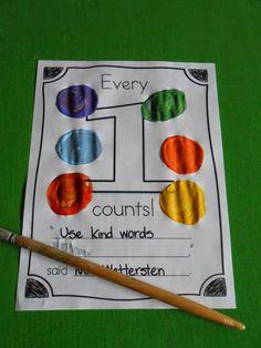 The Kindergarten Bandit: Let's Talk Books: One by Kathryn Otoshi